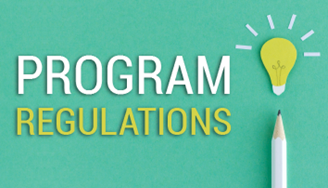 Program Regulations
