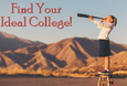 Start Your College Search Today