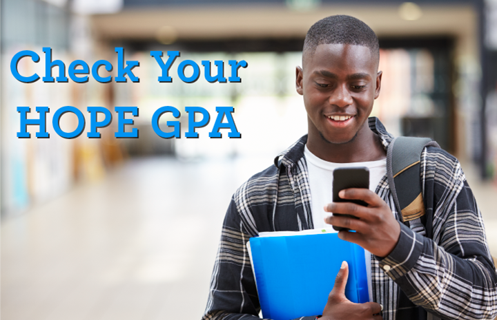 Check Your HOPE GPA